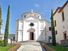 św. Daniel zPadwy - klasztor wAbano Terme