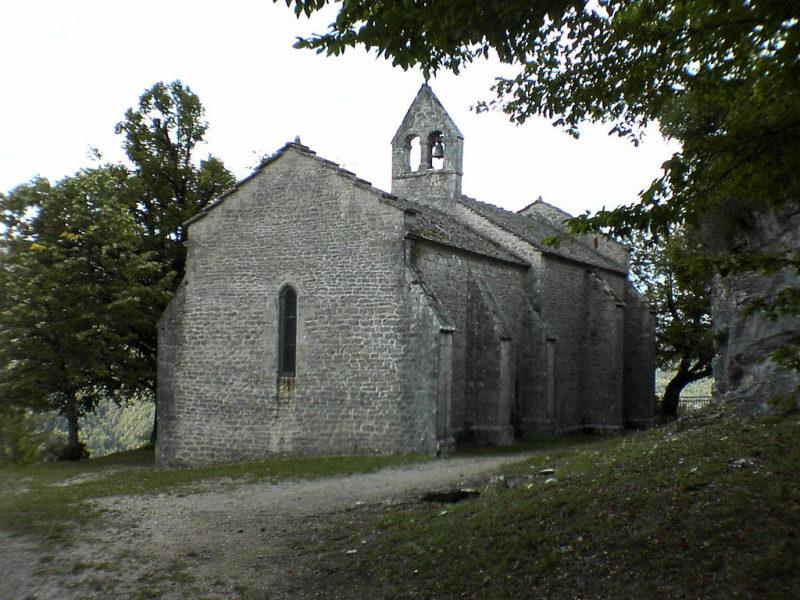 Kaplica Romain-de-Roche