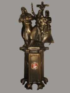 Relikwiarz bł.Męczenników zPratulina