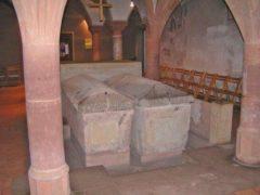 Sarkofag św.Walerego iśw.Euchariusza