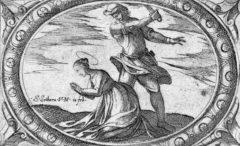 św. Soteris zRzymu - męczeństwo