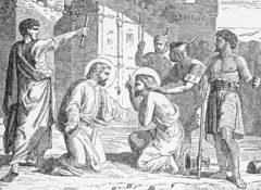 św. Faustyn iśw.Jowita - męczeństwo