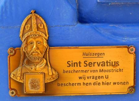 św. Serwacy zTongres