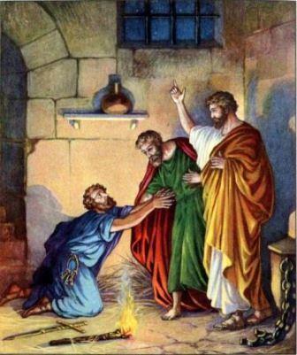 św. Sylas iśw.Paweł