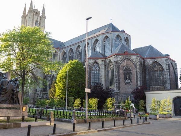 Katedra św.Bawo (Gandawa, Belgia)