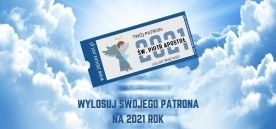 Losuj Patrona na 2021 rok
